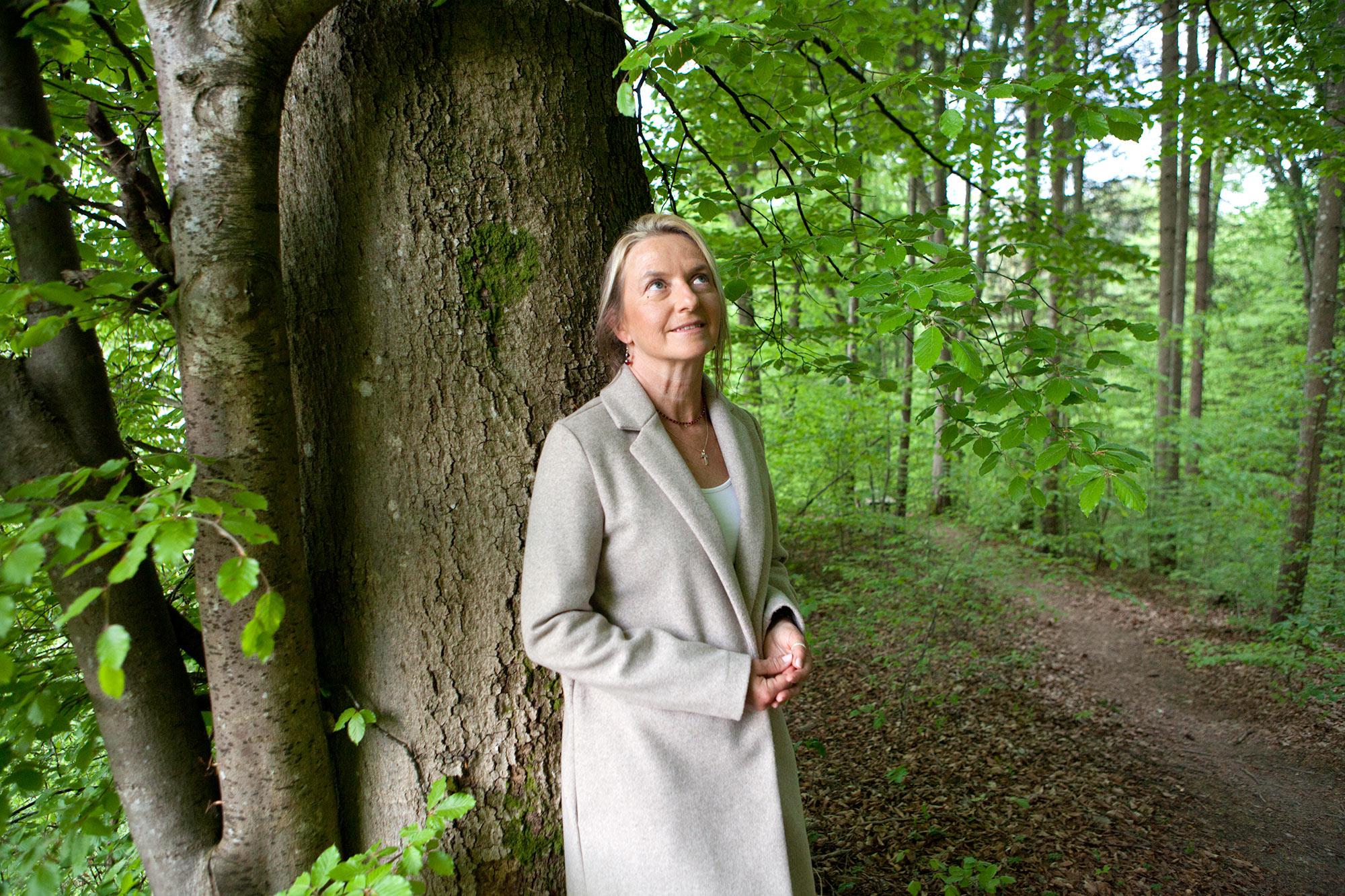 Regina Böck : :  Freie Trauerrednerin